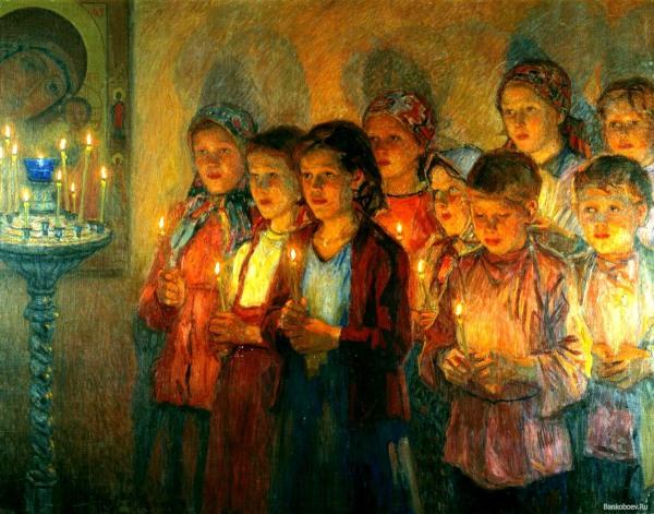 εκκλησία παιδιά