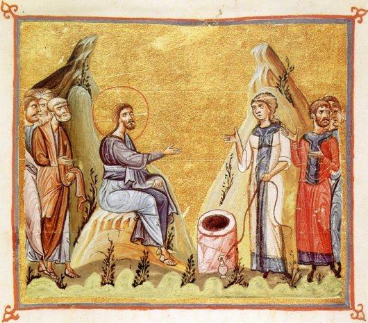 Αποτέλεσμα εικόνας για της σαμαρειτιδας