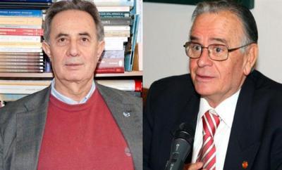 ο κ. Κ. Φωτιάδης και ο κ.Σ.Καργάκος