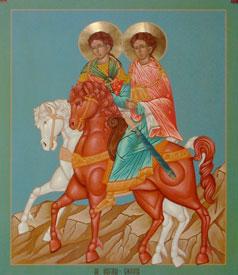 αγιοι Σεργιος και βακχος