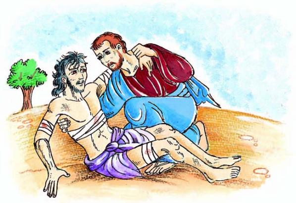 Αποτέλεσμα εικόνας για Καλού Σαμαρείτη..