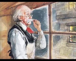Μια ξεχωριστή μέρα του Μπάρμπα Πανώφ: χριστουγεννιάτικη ιστορία (βίντεο και παραμύθι)