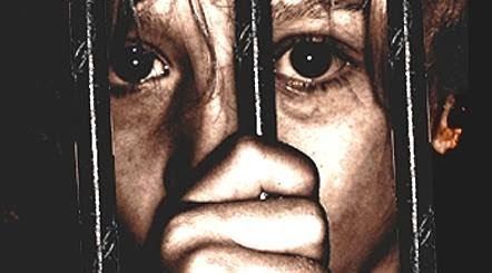 παιδί φυλακή