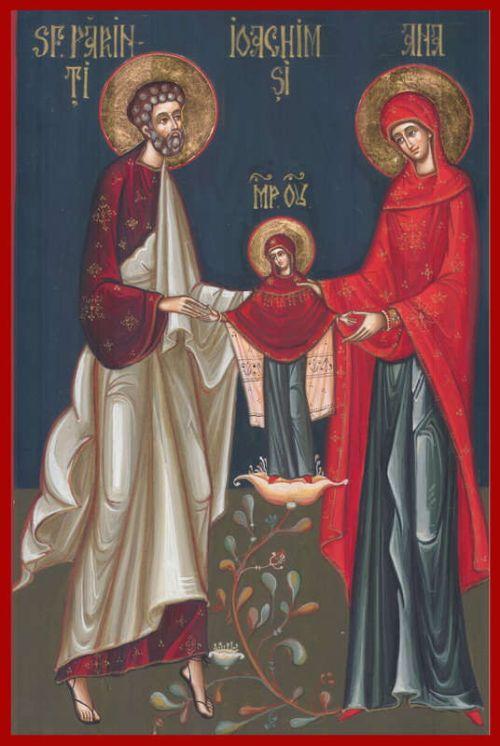 Αγία Άννα, η μητέρα της Παναγίας και γιαγιά του Χριστού! (διήγηση για παιδιά)
