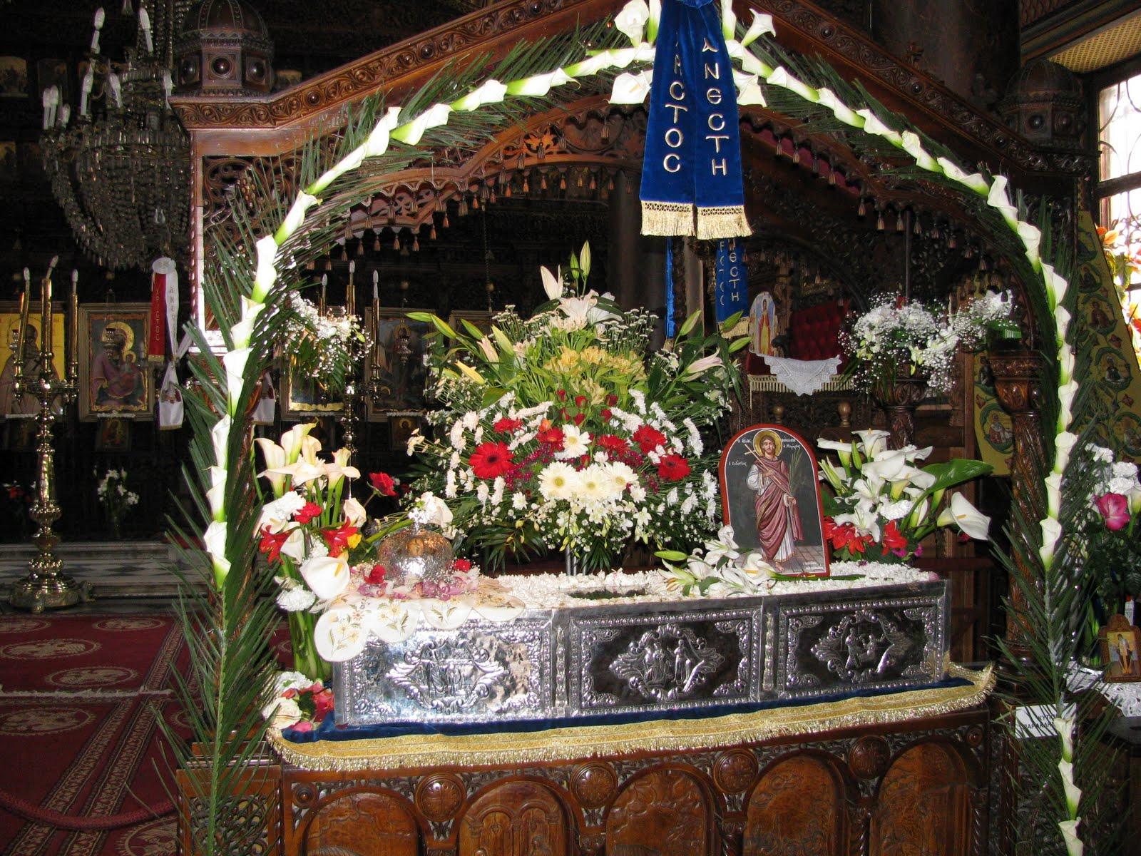 τα άγια λείψανα του αγ. Θεοδώρου Βυζαντίου (φωτο από ahdoni.blogspot)