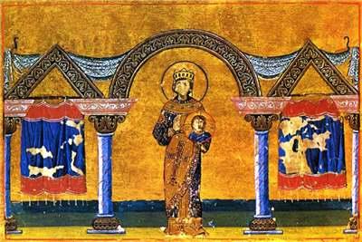 Theodora_in_Menologion of Basil