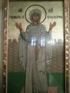 """Ακάθιστος Ύμνος: γιατί ονομάστηκε """"Ακάθιστος"""" και γιατί ψάλλεται κατά την διάρκεια της Μεγάλης Τεσσαρακοστής;"""