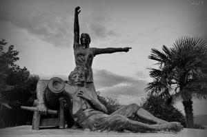 Δόμνα Βιζβίζη:η ηρωική Θρακιώτισσα καπετάνισσα της Επανάστασης