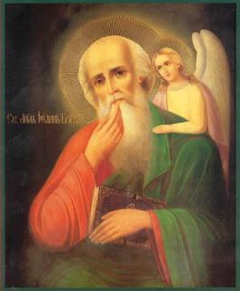 Αποτέλεσμα εικόνας για αγιος ιωαννης θεολογος 8 μαιου