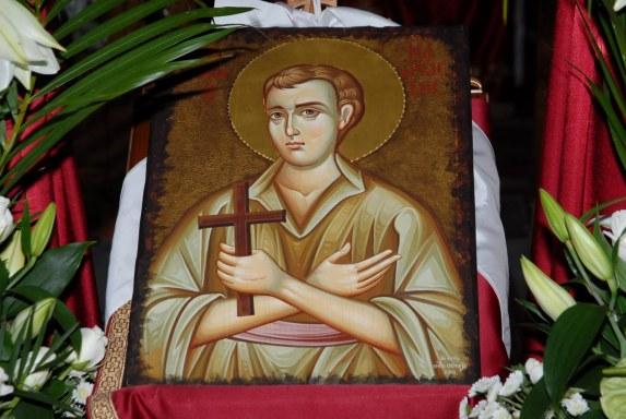 Αποτέλεσμα εικόνας για αγιος ιωαννης ρωσος eikonia.gr