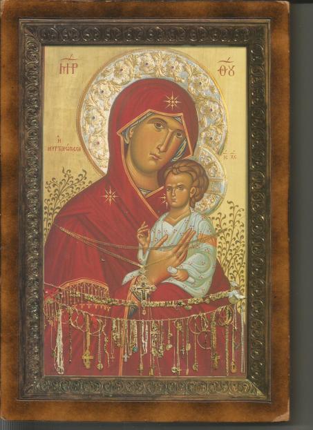 Παναγία η Μυρτιδιώτισσα στα Κύθηρα: το ιστορικό της εύρεσης και το θαύμα του παραλύτου