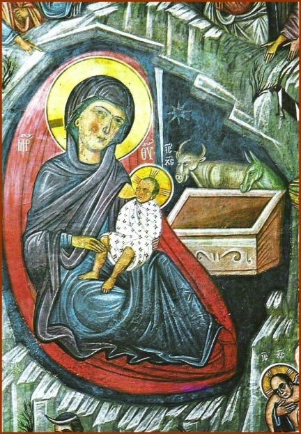 Γαλακτοτροφούσα Γέννηση Χριστού