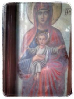 Παναγία στην αγία Παρασκευή Θεσσαλονίκης