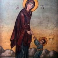 """""""Άσπιλε Παρθένε Θεοτόκε, πες σε μας, τα παιδιά σου, πώς αγαπούσες τον Υιό Σου και Θεό, όταν ζούσες στη γη;…"""""""