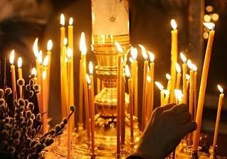 Το Ψυχοσάββατο και η Μεγάλη Εβδομάδα του αγίουΔημητρίου