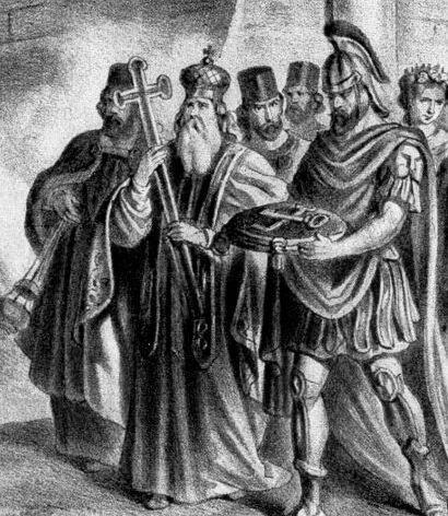 Ἅγιος Νικόλαος ὁ Α´, ὁ Μυστικός  Πατριάρχης Κωνσταντινουπόλεως (16Μαΐου)