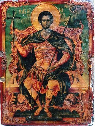 Αποτέλεσμα εικόνας για Άγιος Νικόλαος ο εν Βουνένοις βιος