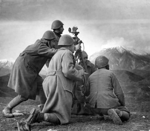 Αποτέλεσμα εικόνας για Κακοηθέστατος «μύθος» της ιταλικής προπαγάνδας το 1940