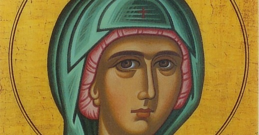 Αποτέλεσμα εικόνας για Η Αγία Παρθενομάρτυς Ιφιγένεια του Πόντου (16 Νοεμβρίου)